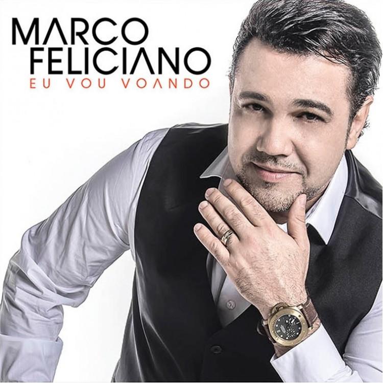 """Reprodução do álbum """"Eu Vou Voando"""", do pastor e deputado Marco Feliciano. Crédito: Reprodução"""