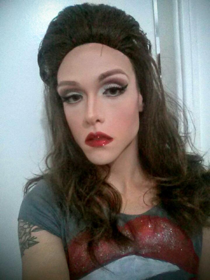 Rita von Hunty e a peruca furtada