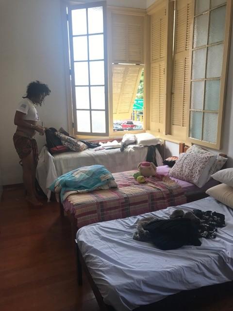 O quarto de Manauara